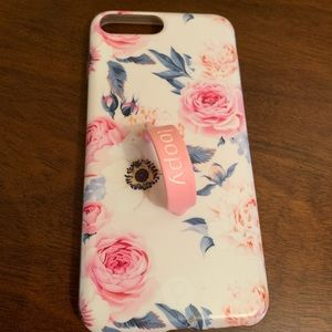 Accessories - Super adorable blossom loopy case